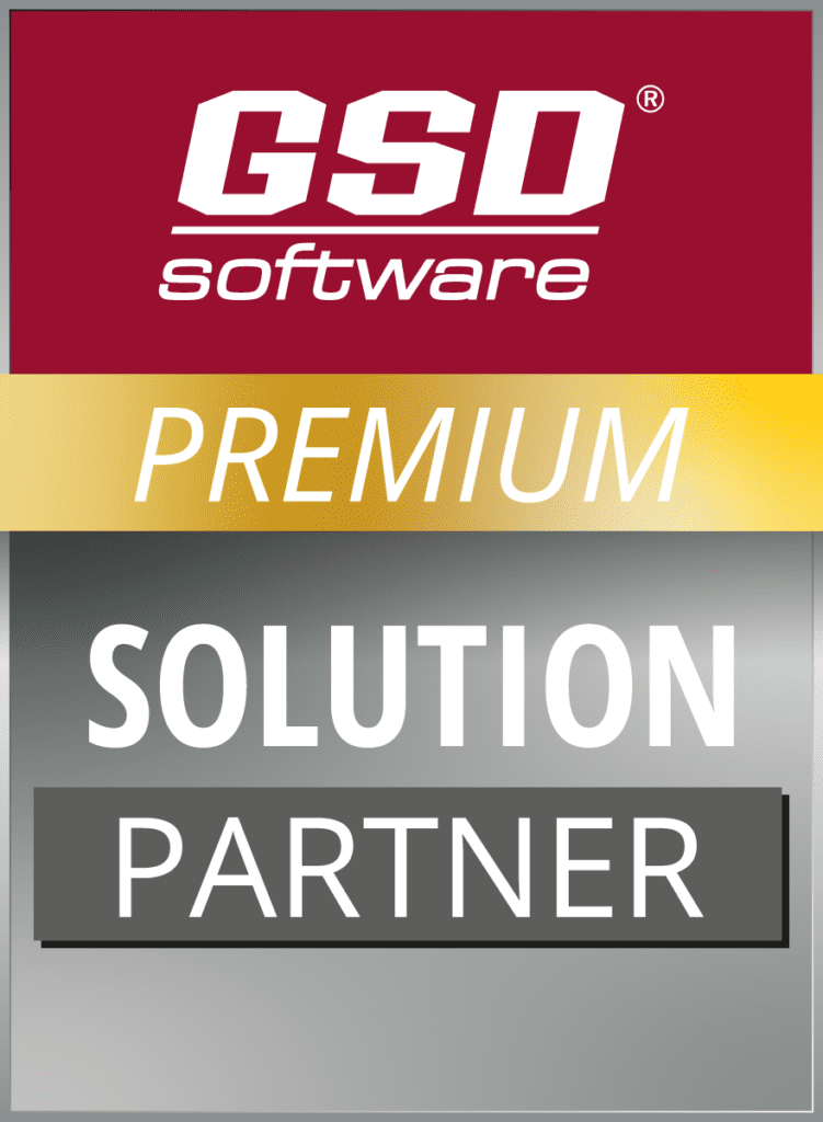 GSD Software Premium Solution Partner