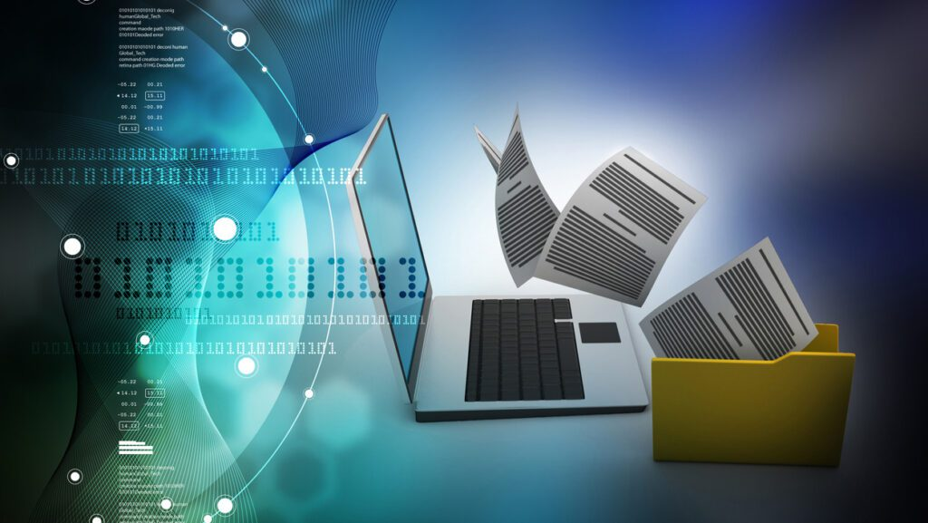 Dokumentenarchivierung und elektronische Ablage