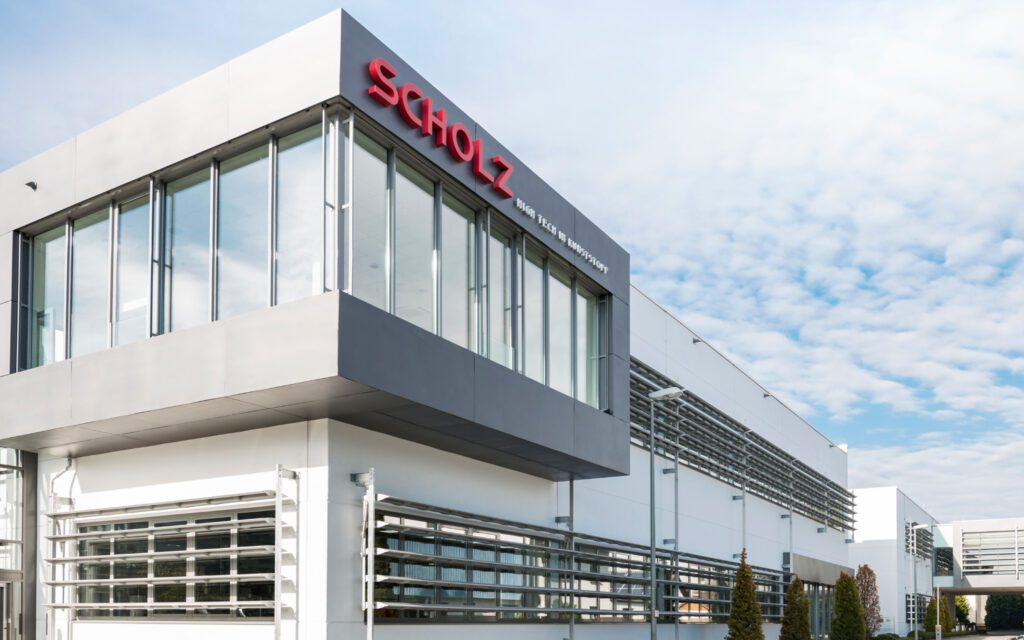 Horst Scholz GmbH &Co.KG - Firmenzentrale